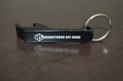 HeadStrong Off-Road Key Chain Swag Apparel